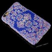 Wachikopa Apple iPhone 6 / 6S Kapak Hadrian  El Yapımı Kilim Dese-2
