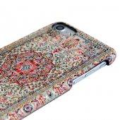 Wachikopa Apple iPhone 7 / 8 Kapak KapadokyaEl Yapımı Kilim Dese-4