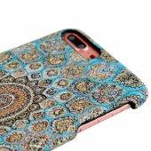 Wachikopa Apple iPhone 7 Plus / 8  Plus Kapak Alara El Yapımı Kil-2