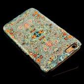 Wachikopa Apple iPhone 6 / 6S Plus Kapak Yenice El Yapımı Kilim D-5
