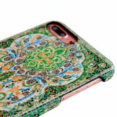 Wachikopa Apple iPhone 7 Plus / 8  Plus Kapak Verde El Yapımı Kil-2