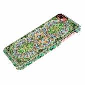 Wachikopa Apple iPhone 7 Plus / 8  Plus Kapak Verde El Yapımı Kil-4