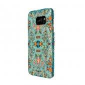 Wachikopa Samsung Galaxy S7 Edge Kapak Yenice El Yapımı Kilim Des-3