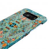 Wachikopa Samsung Galaxy S7 Edge Kapak Yenice El Yapımı Kilim Des-4