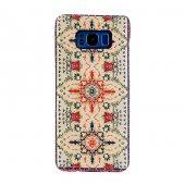 Wachikopa Samsung Galaxy S8 Kapak Pamukkale El Yapımı Kilim Desen