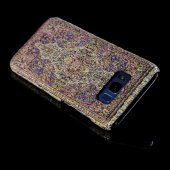 Wachikopa Samsung Galaxy S8 Kapak Galata El Yapımı Kilim Desenli -2