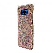 Wachikopa Samsung Galaxy S8 Kapak Galata El Yapımı Kilim Desenli -3