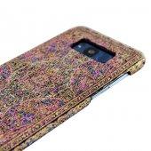 Wachikopa Samsung Galaxy S8 Kapak Galata El Yapımı Kilim Desenli -4