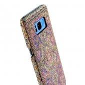 Wachikopa Samsung Galaxy S8 Kapak Galata El Yapımı Kilim Desenli -5