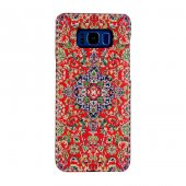 Wachikopa Samsung Galaxy S8 Kapak Sesamos El Yapımı Kilim Desenli