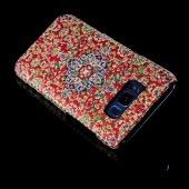 Wachikopa Samsung Galaxy S8 Kapak Sesamos El Yapımı Kilim Desenli-2
