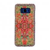 Wachikopa Samsung Galaxy S8 Kapak Horasan El Yapımı Kilim Desenli