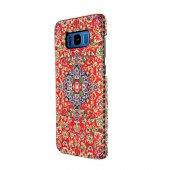 Wachikopa Samsung Galaxy S8 Kapak Sesamos El Yapımı Kilim Desenli-3
