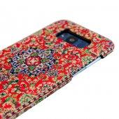 Wachikopa Samsung Galaxy S8 Kapak Sesamos El Yapımı Kilim Desenli-4