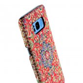 Wachikopa Samsung Galaxy S8 Kapak Sesamos El Yapımı Kilim Desenli-5
