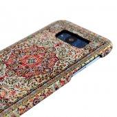 Wachikopa Samsung Galaxy S8 Kapak KapadokyaEl Yapımı Kilim Desen-4