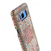 Wachikopa Samsung Galaxy S8 Kapak KapadokyaEl Yapımı Kilim Desen-5
