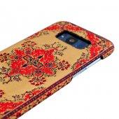 Wachikopa Samsung Galaxy S8 Plus Kapak Hattuşaş El Yapımı Kilim D-4