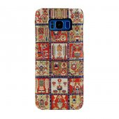 Wachikopa Samsung Galaxy S8 Plus Kapak Maria El Yapımı Kilim Dese