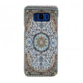 Wachikopa Samsung Galaxy S8 Plus Kapak Nemrut El Yapımı Kilim Des