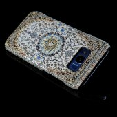 Wachikopa Samsung Galaxy S8 Plus Kapak Nemrut El Yapımı Kilim Des-2