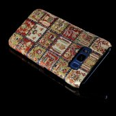 Wachikopa Samsung Galaxy S8 Plus Kapak Maria El Yapımı Kilim Dese-2