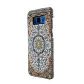 Wachikopa Samsung Galaxy S8 Plus Kapak Nemrut El Yapımı Kilim Des-3