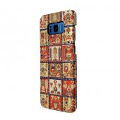 Wachikopa Samsung Galaxy S8 Plus Kapak Maria El Yapımı Kilim Dese-3