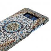 Wachikopa Samsung Galaxy S8 Plus Kapak Nemrut El Yapımı Kilim Des-4