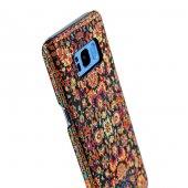 Wachikopa Samsung Galaxy S8 Plus Kapak Malabadi El Yapımı Kilim D-5