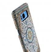 Wachikopa Samsung Galaxy S8 Plus Kapak Nemrut El Yapımı Kilim Des-5