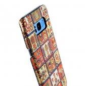 Wachikopa Samsung Galaxy S8 Plus Kapak Maria El Yapımı Kilim Dese-5