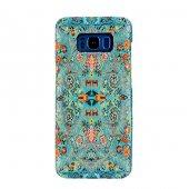 Wachikopa Samsung Galaxy S8 Plus Kapak Yenice El Yapımı Kilim Des