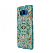 Wachikopa Samsung Galaxy S8 Plus Kapak Yenice El Yapımı Kilim Des-3