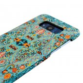 Wachikopa Samsung Galaxy S8 Plus Kapak Yenice El Yapımı Kilim Des-4