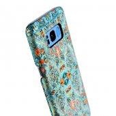 Wachikopa Samsung Galaxy S8 Plus Kapak Yenice El Yapımı Kilim Des-5