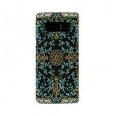 Wachikopa Samsung Galaxy Note 8 Kapak Breze El Yapımı Kilim Desen