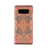 Wachikopa Samsung Galaxy Note 8 Kapak Simena El Yapımı Kilim Dese