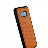 Wachikopa Samsung Galaxy S8 Hakiki Deri Kapak Back Cover Adams Ta-3