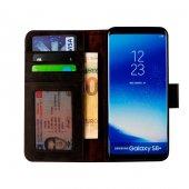 Wachikopa Samsung Galaxy S8 Plus Hakiki Deri Kılıf Library Dury A-3