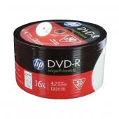 Hp Dvd R 700 Mb 80 Min 52x Shrink Dvd R 50 Li Hp