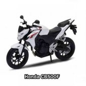Honda Cb500f Motorsiklet 1 10 Ölçek Diecast Motorsiklet