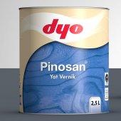 Dyo Pinosan Yat Verniği 2,5 Litre Şeffaf