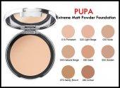Pupa Milano Extreme Matt Compact Powder Foundatıon...