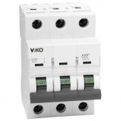Viko C Serisi Otomatik Sigorta 3x100 Amper (3kA)