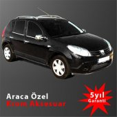 Dacia Sandero Kapı Kolu Kromu 2008-2013 Bod
