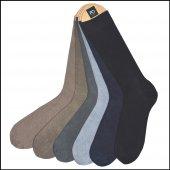 Faik Oktay Erkek Bambu Çorap 6 Lı Paket