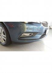 Opel Astra K Sis Farı Çerçevesi 2 Prç 2015-Sonrası Bod-2