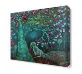 Mavi Aşk Ağacı Tablosu