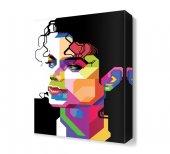 Michael Jackson Canvas Tablo